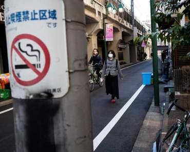 Nhật Bản là một trong những quốc gia quy định nghiêm ngặt về việc hút thuốc lá