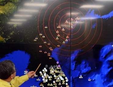 Mây phóng xạ từ Triều Tiên có thể sẽ bay sang Nhật Bản