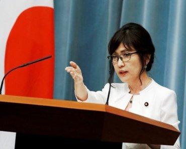 Bộ trưởng quốc phòng Nhật Bản (Ảnh: Reuters)