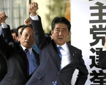 Ông Abe tiếp tục làm thủ tướng Nhật Bản