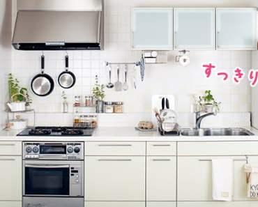 Tổng hợp Tên tiếng Nhật của các loại đồ dùng nhà bếp