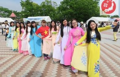 Hội người Việt ở Fukuyama Nhật Bản