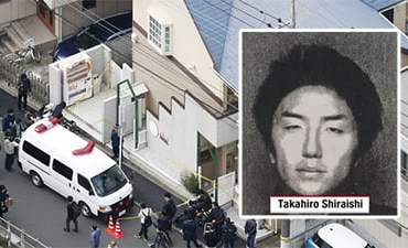 Kẻ giết 9 người rồi chặt xác ở Nhật Bản