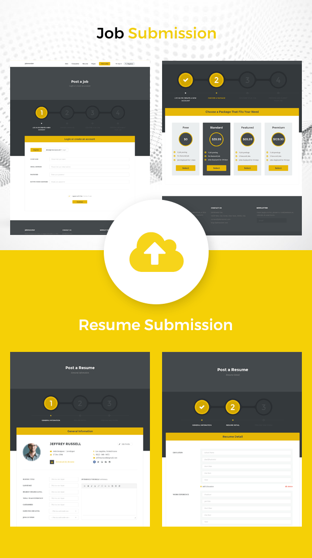 Jobmonster - Job Board WordPress Theme by NooTheme | ThemeForest