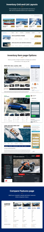 small resolution of motors automotive car dealership car rental auto classified ads listing wordpress theme