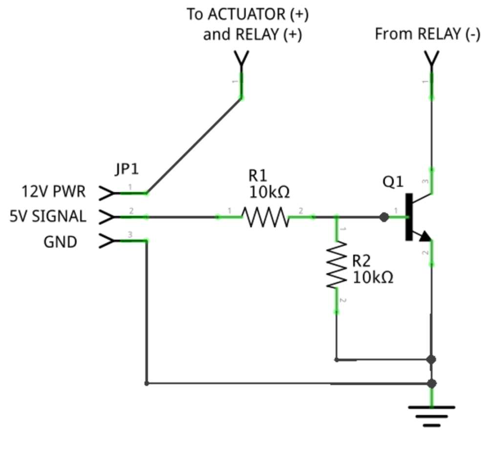 medium resolution of 6 circuit diagram for wiring the transistor
