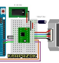 wiring schematic nema17 stepper motor and drv8825 r2d2 2017 wiki github [ 2181 x 979 Pixel ]