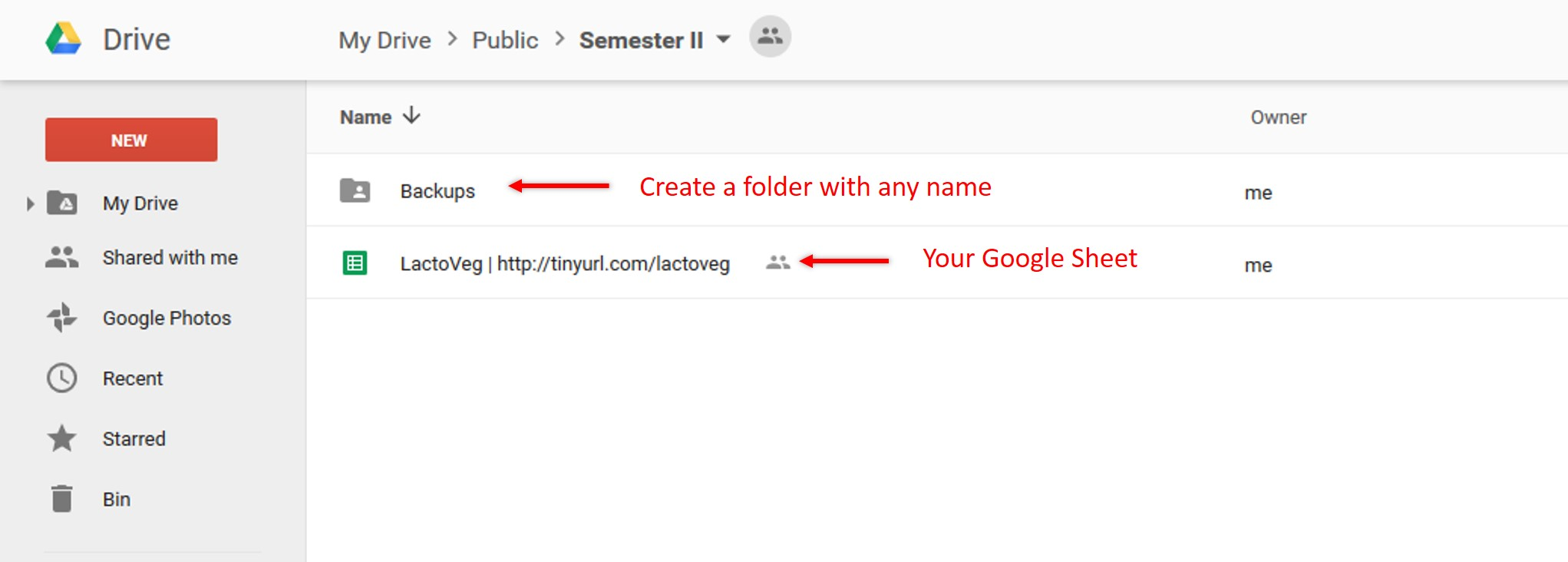 Creating automatic scheduled backup copies of your Google