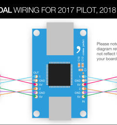 comma pedal wiring the connectors openpilot community pedal wiring diagram  [ 1600 x 932 Pixel ]