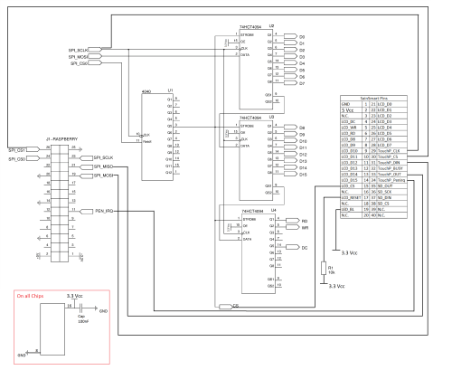 small resolution of lcd 40 pin wiring diagram schema wiring diagram lcd 40 pin wiring diagram