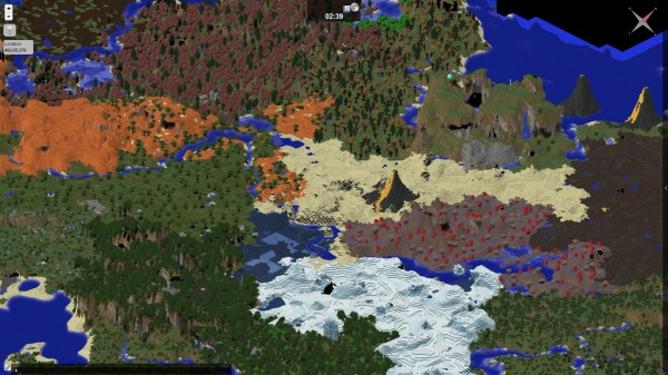 20+ World Biomes Map Pictures and Ideas on Weric