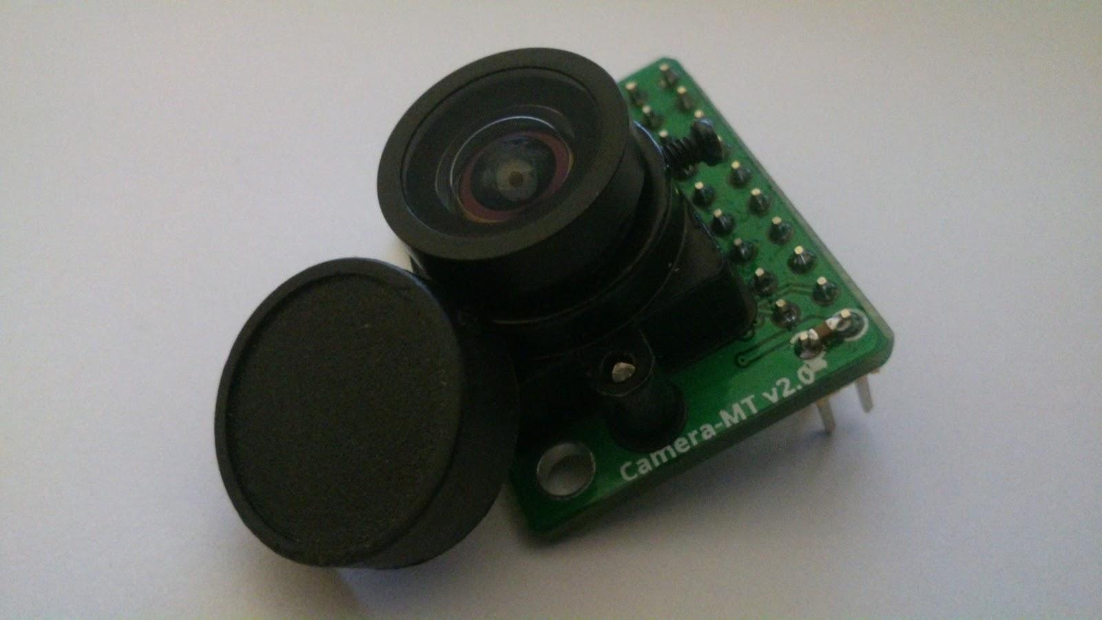 GitHub - KitSprout/Camera-MT: Camera Module。Use MT9V034