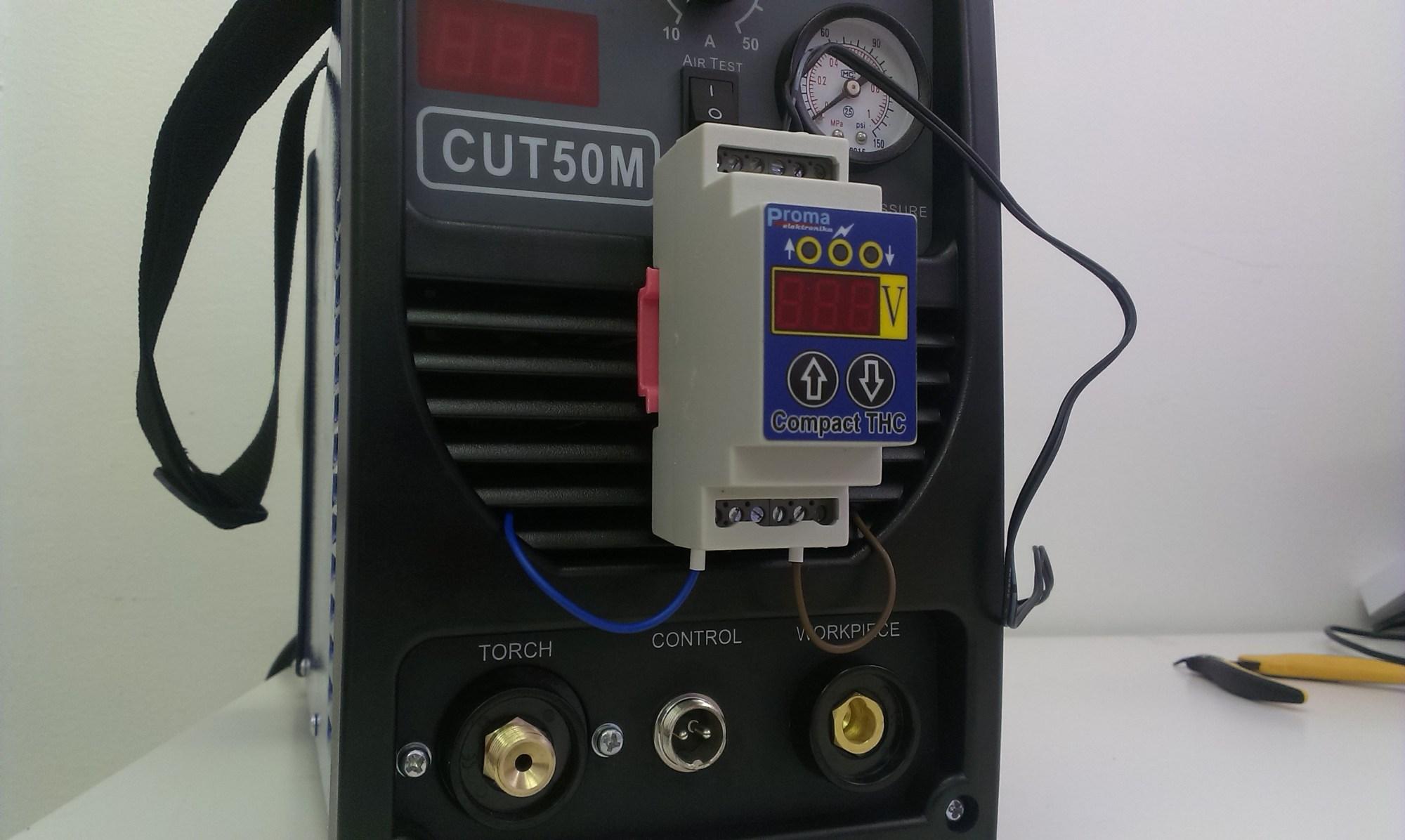 hight resolution of goodenoughcnc plasmacutter
