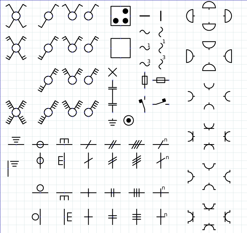 Electrical Visio Symbols