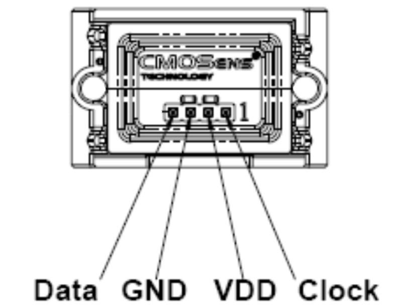 SDP610 (Differential pressure sensor) · rac2030/MakeZurich