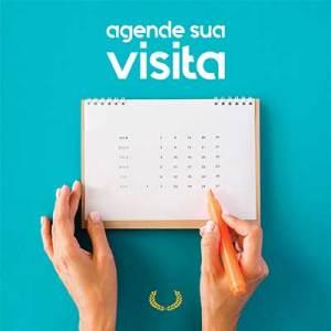 Agende Sua Visita