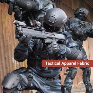 Tactical Apparel Fabric
