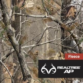 Realtree AP Camo Fleece