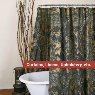 Curtains, Linens, Upholstery, etc.