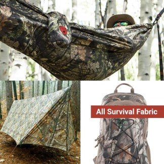 Survival & Prepper Fabric