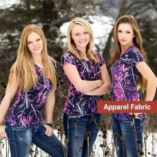 Hunting Apparel Fabric