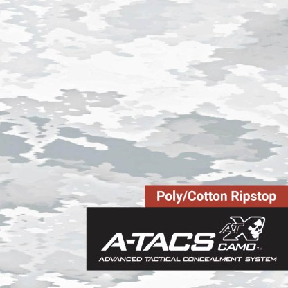 A-TACS-ATX Poly/Cotton Ripstop