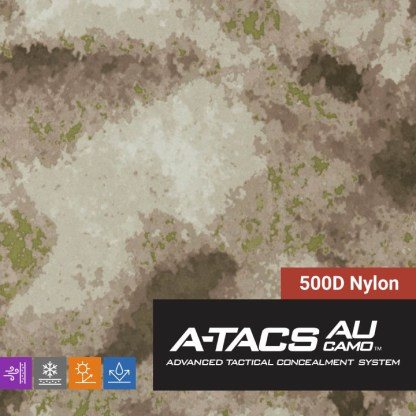A-TACS AU 500D Nylon