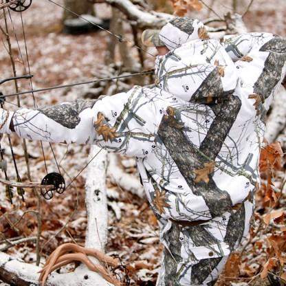 Mossy Oak Winter Camo