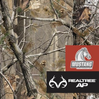 Realtree AP Mustang Fabric