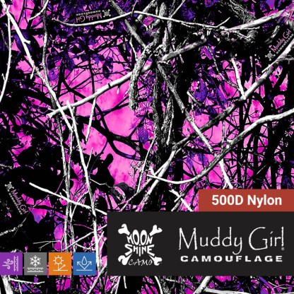 Muddy Girl 500D Cordura Nylon