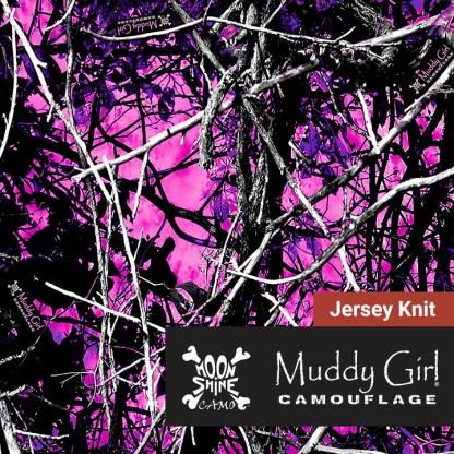 Muddy Girl Jersey Knit