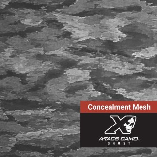 A-TACS Ghost Concealment Mesh Fabric