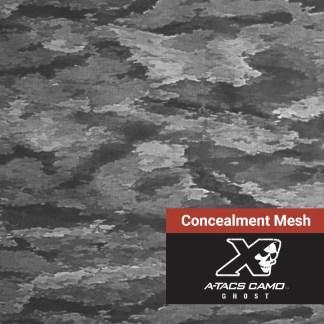 A-TACS Ghost Concealment Mesh Fabric