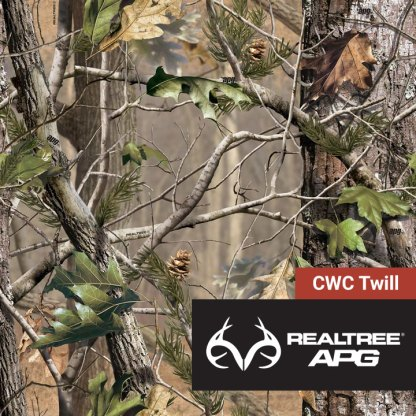 Realtree APG - CWC Twill Fabric