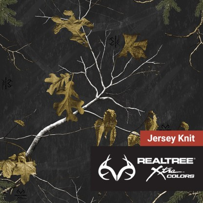 Realtree Xtra Colors - Meteorite - Jersey Knit