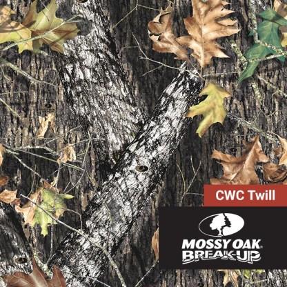 Mossy Oak Break Up CWC Twill