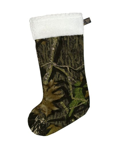 Camouflage Christmas Stocking