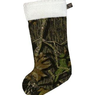 Camouflage Christmas Stocking