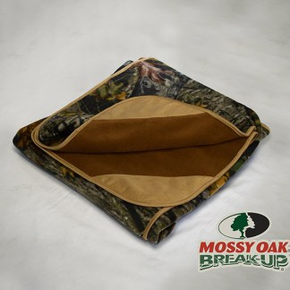 Mossy Oak Break Up Fleece Blanket