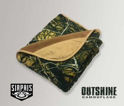Sirphis Outshine - Fleece Blanket