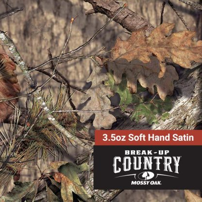 Mossy Oak Break-Up Country - 3.5 oz Satin