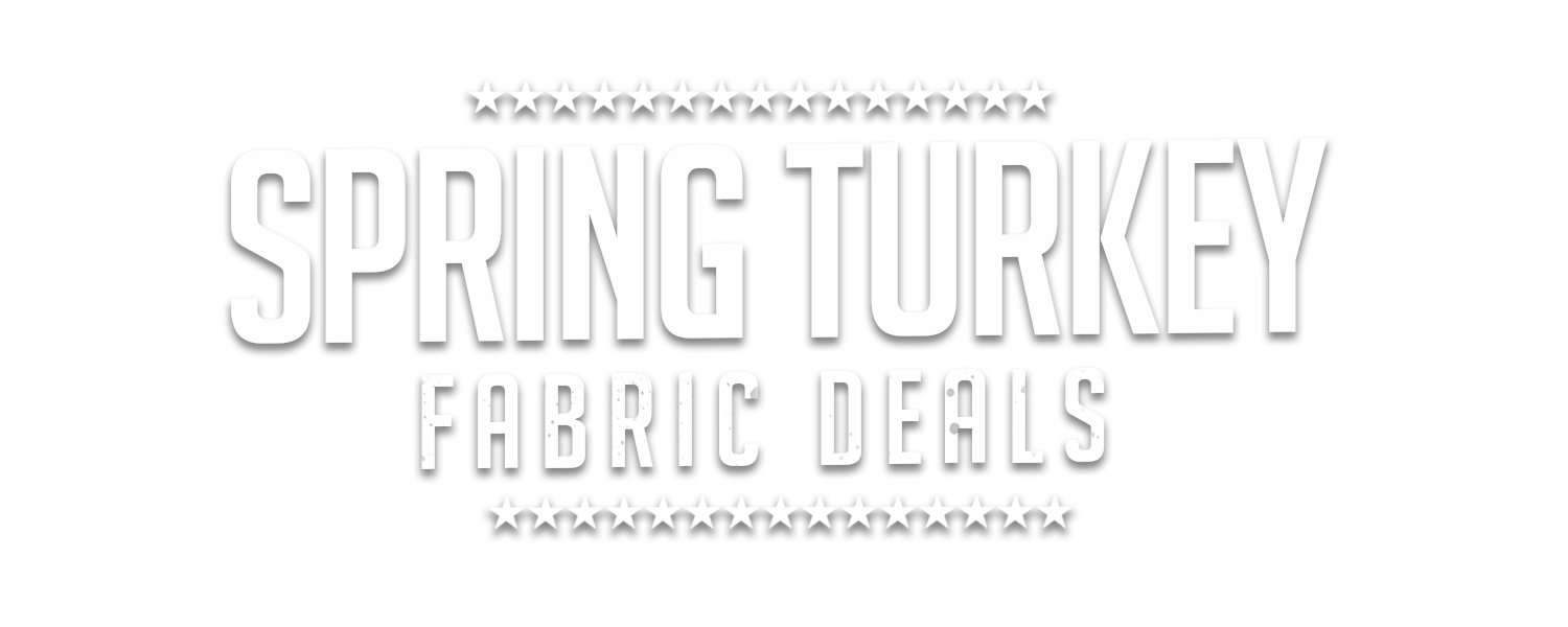 Spring Turkey Fabric Sale - Camo Fabric Depot