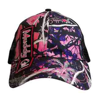Muddy Girl Camo Hat