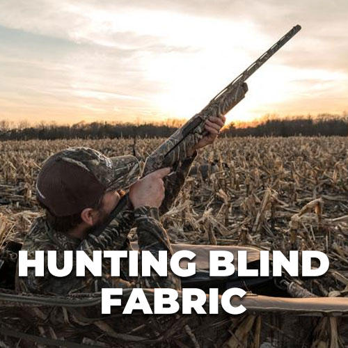 Hunting Blind Fabric