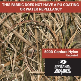 Mossy Oak Shadow Grass Blades 500D Nylon