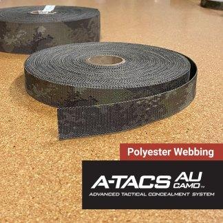 A-TACS-AU-Polyester-Webbing
