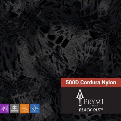 Prym1-Black-Out-500D-Cordura-Nylon