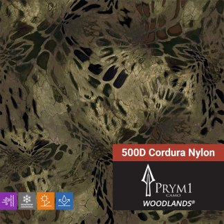 Prym1-Woodlands-500D-Cordura-Nylon