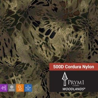 Prym1-Woodlands-500D-Cordura-Nylon