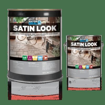 Gator-Satin-Look